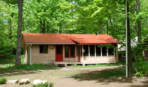 Woodland 5 (The Chalet)